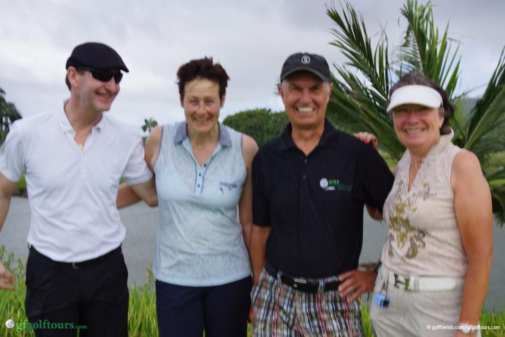 Dietmar, Doris, Martin, Gertrud.