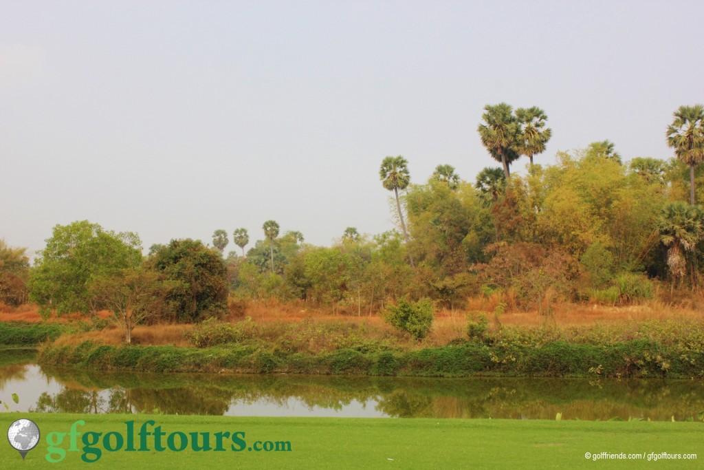 Der schöne Angkor GC.