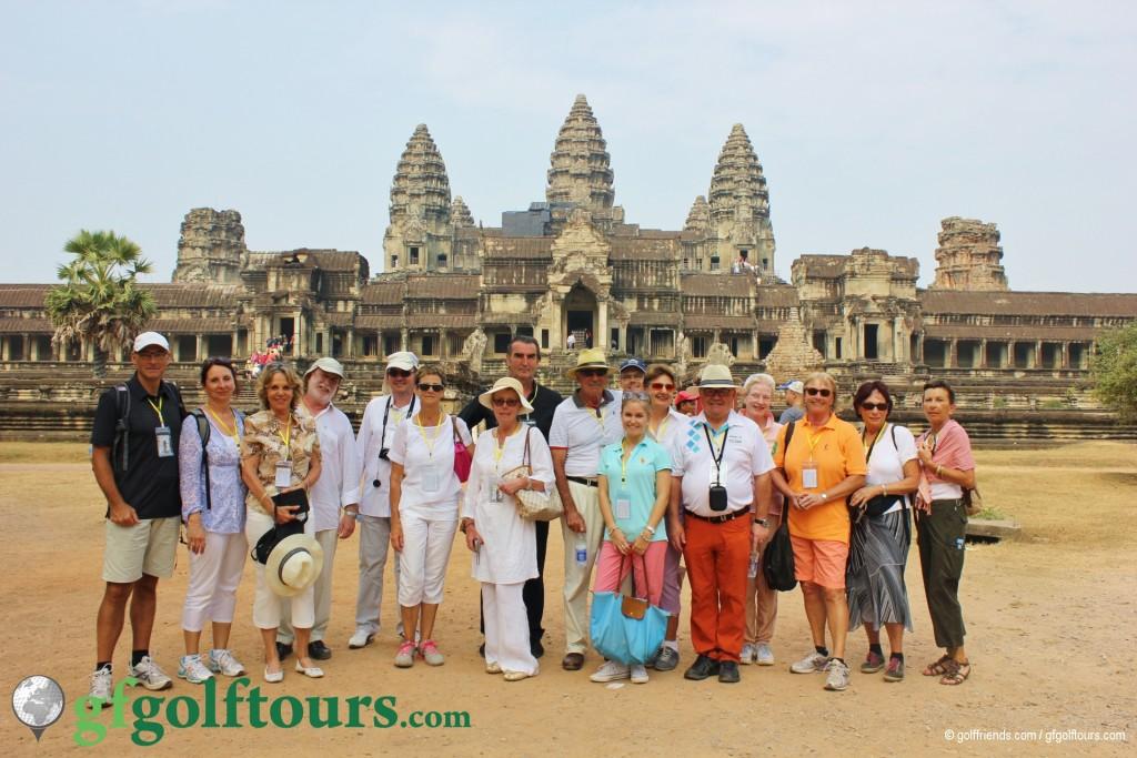 Angkor Wat Tempel-Siem Reap, Kambodscha