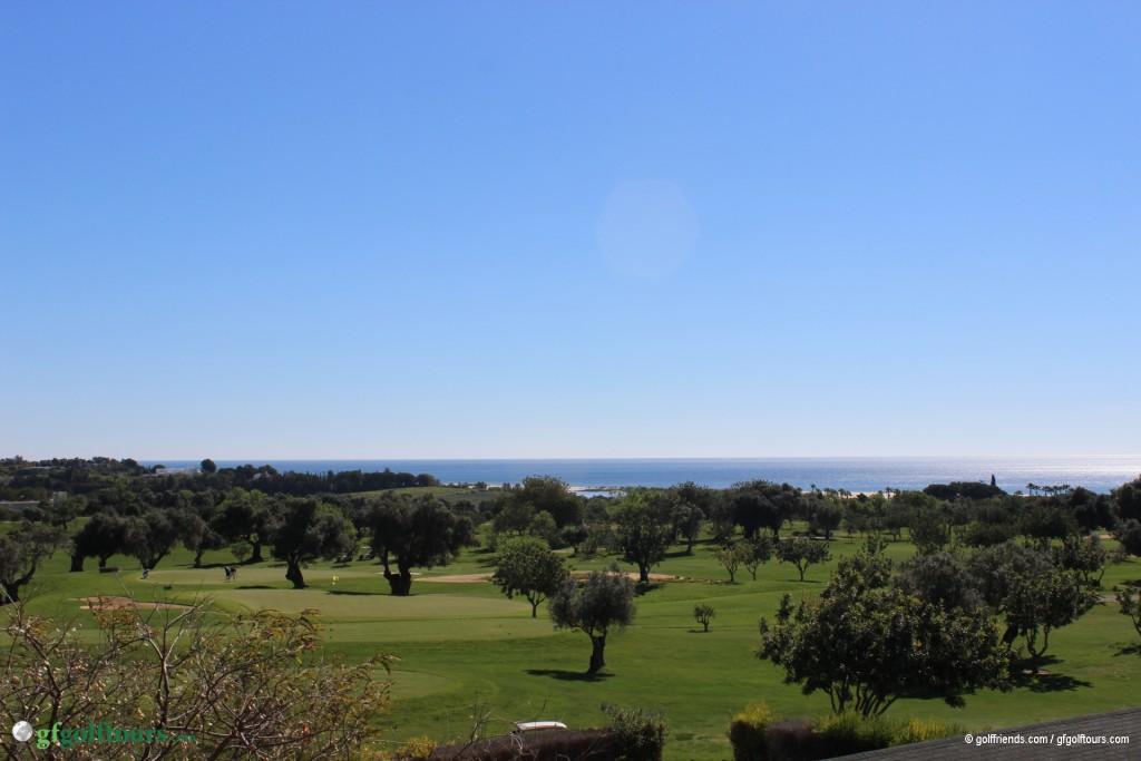 Ein fantastischer Golfplatz!