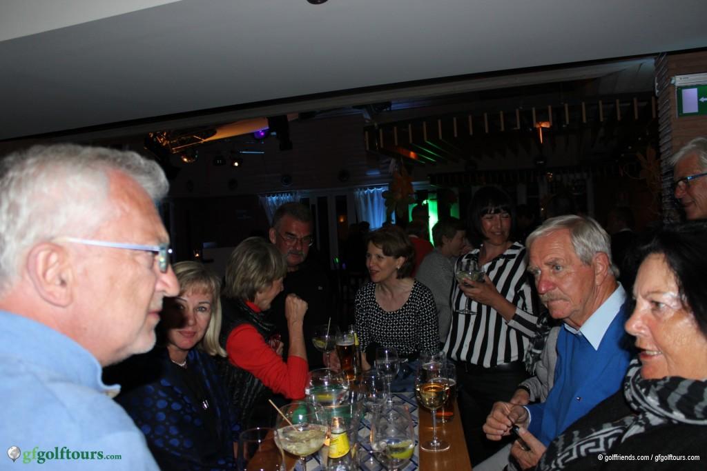 Der letzte Abend an der Bar.