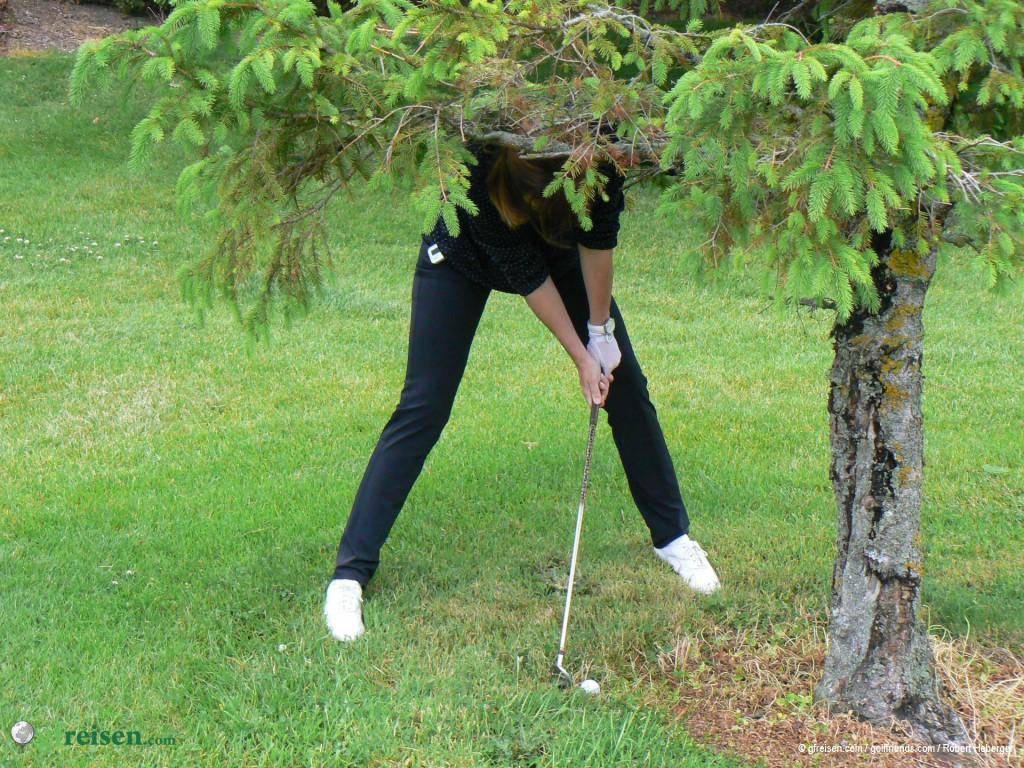 Impressionen vom dritten Golftag….