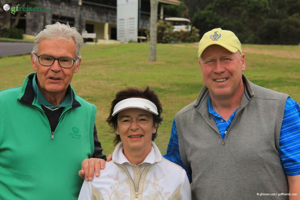 Jürgen K., Irene K., Frank (TourGuide)