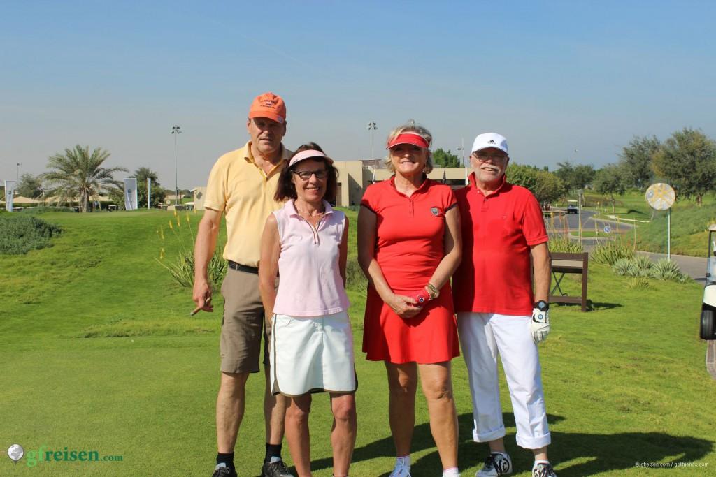 Rolf, Maria, Christiane und Wolfgang