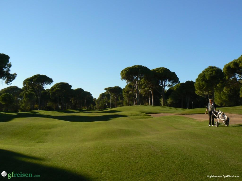 """Impressionen von unseren wuderschönen...Golfplätzen """"Pines"""" und """"Dunes""""."""