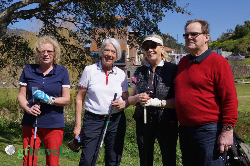 Jutta, Ursula, Elfriede, Helmut
