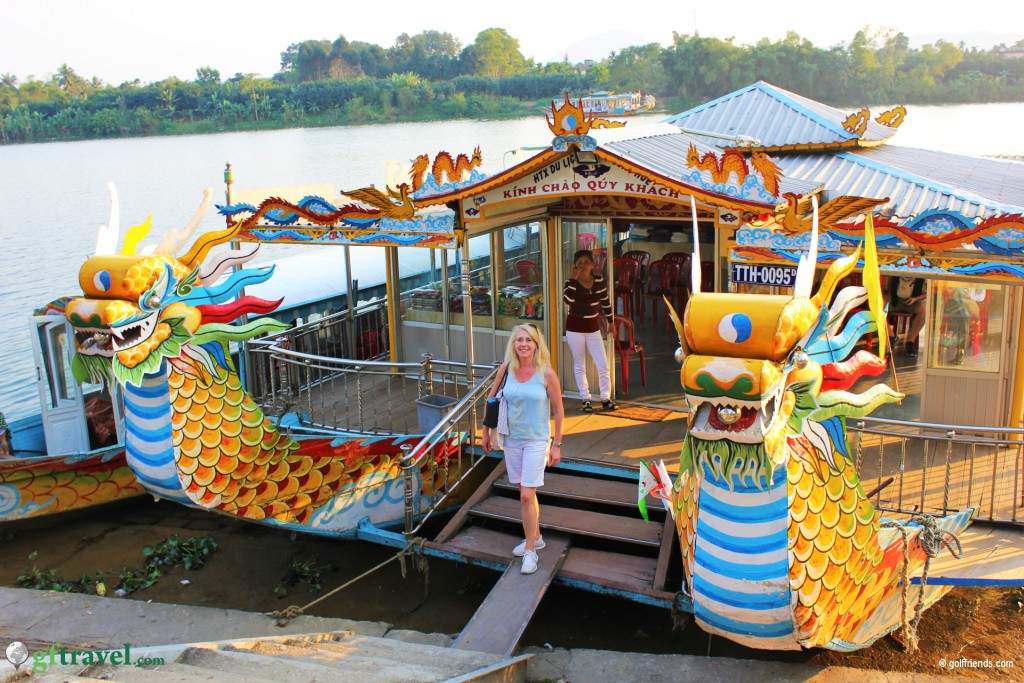 Unser Drachenboot