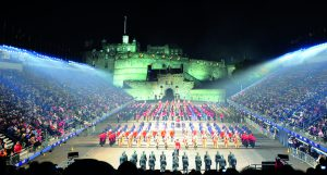 Edinburgh & Military Tattoo