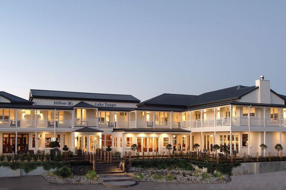 Golf-Gruppenreisen: Neuseeland (Hilton Lake Taupo)