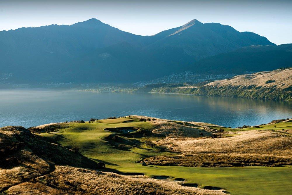 Golf-Gruppenreisen: Neuseeland (Jacks Point GC)