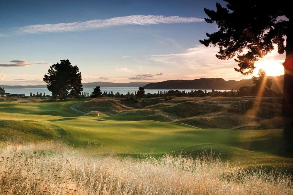 Golf-Gruppenreisen: Neuseeland (Kinloch Golf Club)