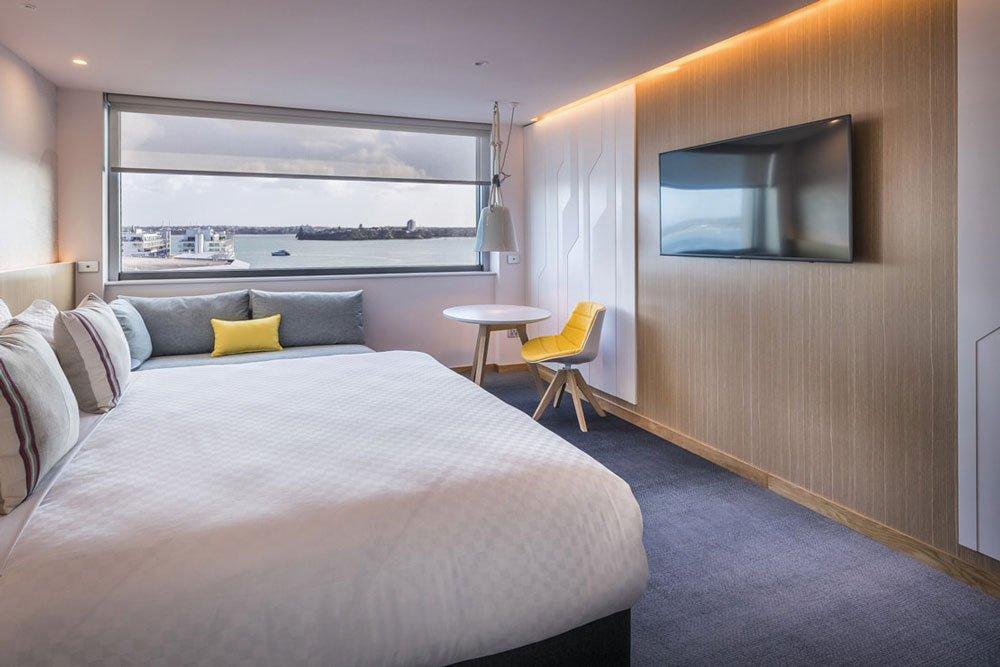 Golf-Gruppenreisen: Neuseeland (MSocial Hotel Auckland / Zimmer)