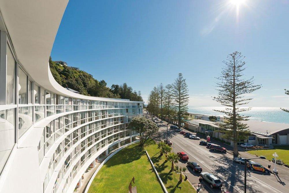 Golf-Gruppenreisen: Neuseeland (Scenic Hotel te Pania Napie)