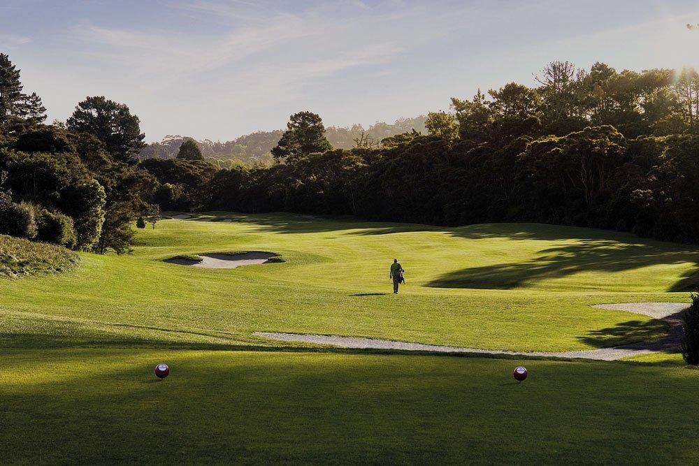 Golf-Gruppenreisen: Neuseeland (Titirangi Golf Course)