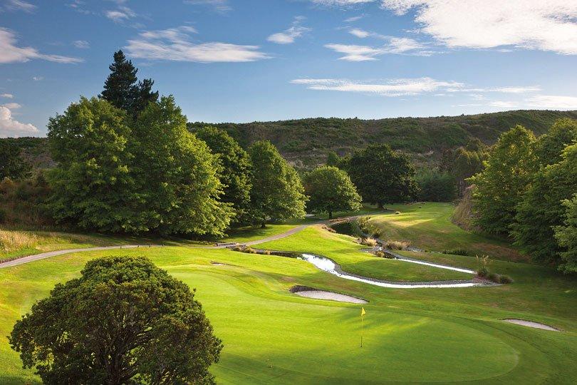 Golf-Gruppenreisen: Neuseeland (Wairakei International GC)