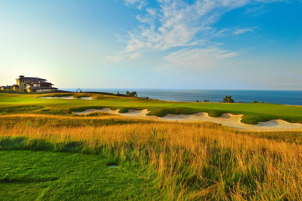 Golf-Gruppenreisen: Thracian Cliffs (Black Sea Rama Golf Course)