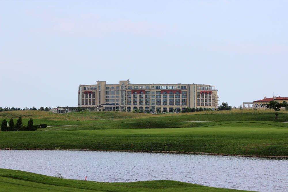 Golf-Gruppenreisen: Thracian Cliffs (Lighthouse Golf Course)