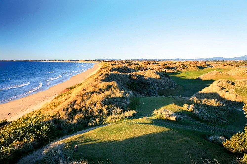 Golf-Gruppenreisen: Australien & Tasmanien (Barnbougle Dunes Links GC)