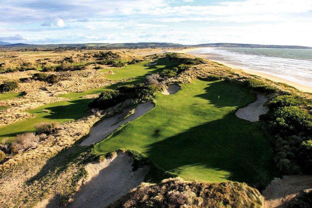 Golf-Gruppenreisen: Australien & Tasmanien (Barnbougle Lost Farm GC)