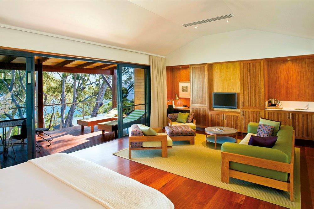 Golf-Gruppenreisen: Australien & Tasmanien (Hamilton Island Beach Club Zimmer)