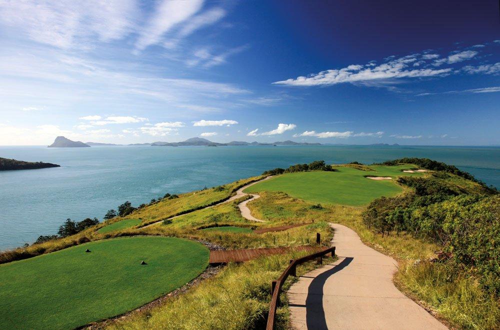 Golf-Gruppenreisen: Australien & Tasmanien (Hamilton Island Golf Club)