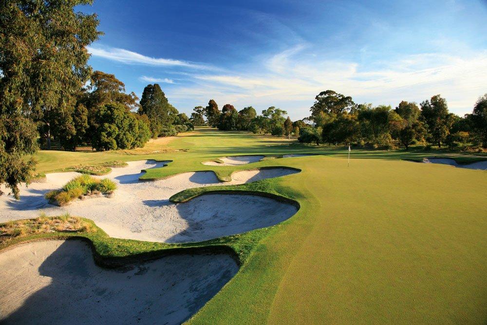 Golf-Gruppenreisen: Australien & Tasmanien (Huntingdale Golf-Club)