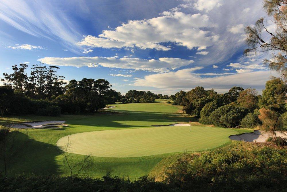 Golf-Gruppenreisen: Australien & Tasmanien (Royal Melbourne West Course)
