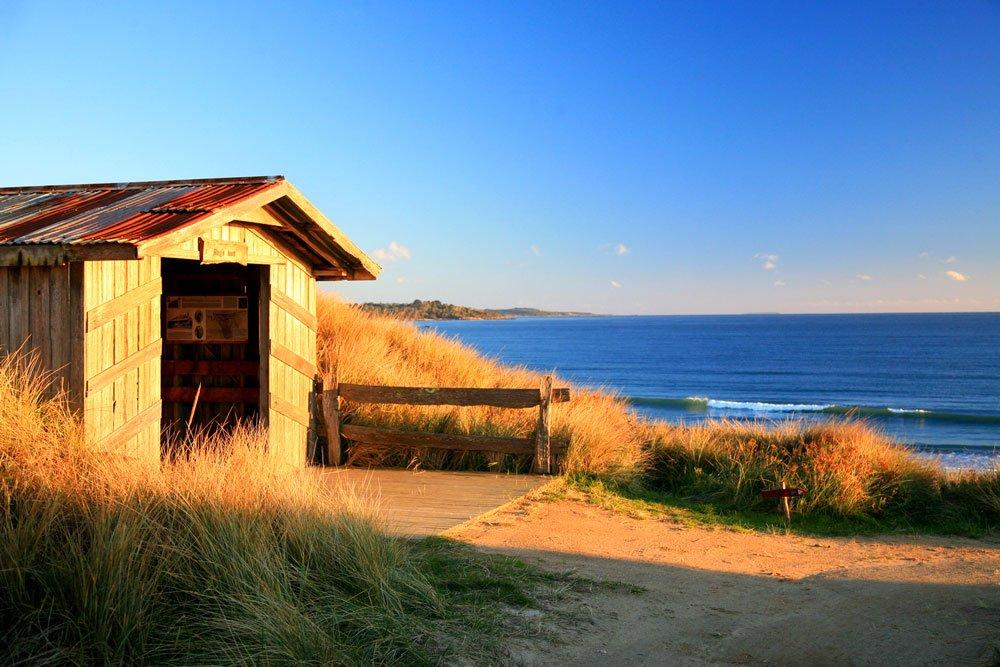 Golf-Gruppenreisen: Australien & Tasmanien (Strand Tasmanien)