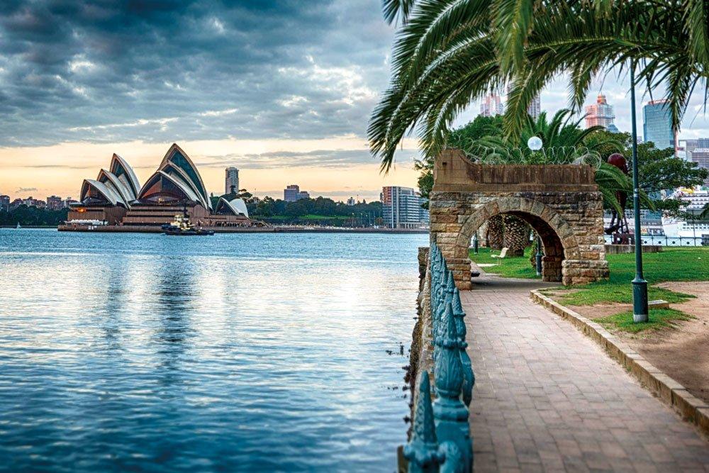 Golf-Gruppenreisen: Australien & Tasmanien (Sydney Harbour)