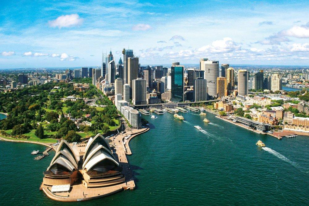 Golf-Gruppenreisen: Australien & Tasmanien (Sydney)