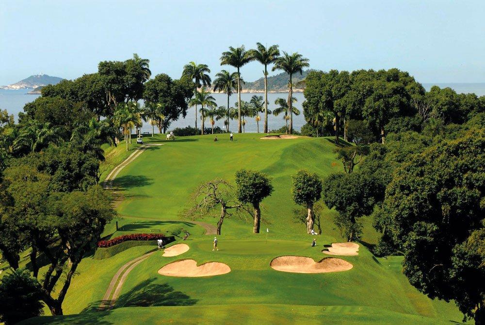 Golf-Gruppenreisen: Brasilien (Gavea Golf & Country Club)