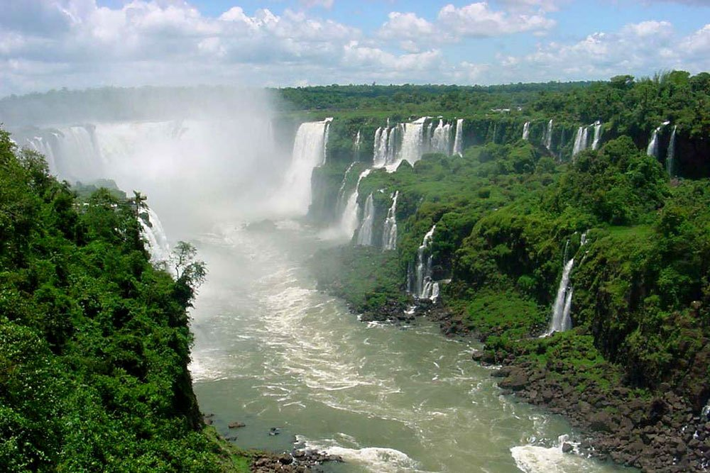 Golf-Gruppenreisen: Brasilien (Iguassu Wasserfälle)