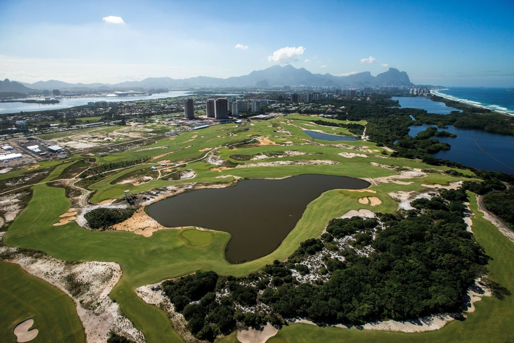 Golf-Gruppenreisen: Brasilien (Olympia Golf-Club)