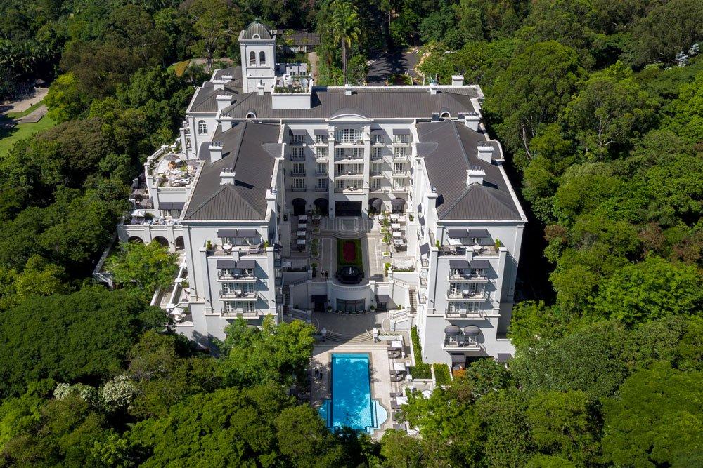Golf-Gruppenreisen: Brasilien (Palacio Tangara Hotel)