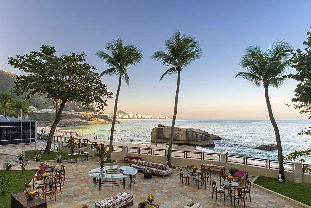 Golf-Gruppenreisen: Brasilien (Sheraton Grand Rio Hotel)