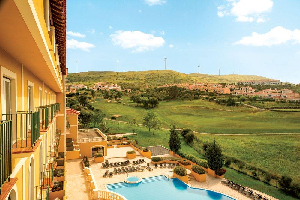 Golf-Gruppenreisen: Dolce Campo (Golfresort Dolce CampoReal Lisboa)