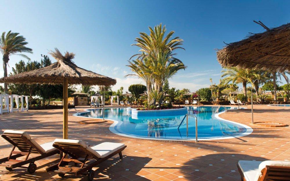 Golf-Gruppenreisen: Fuerteventura (Elba Palace Hotel Pool)