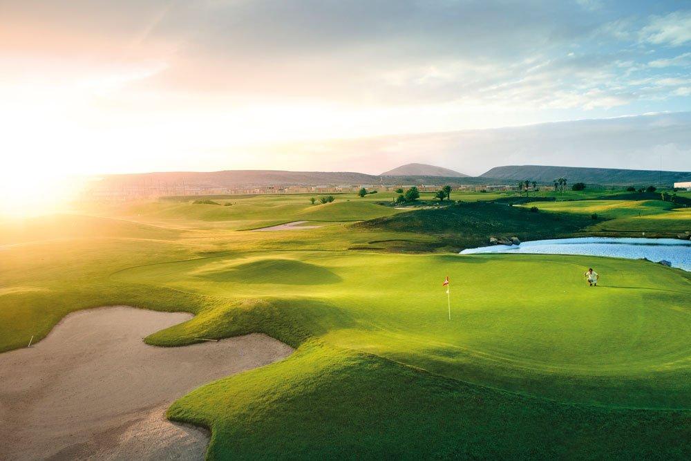 Golf-Gruppenreisen: Fuerteventura (Salinas Golf-Course)