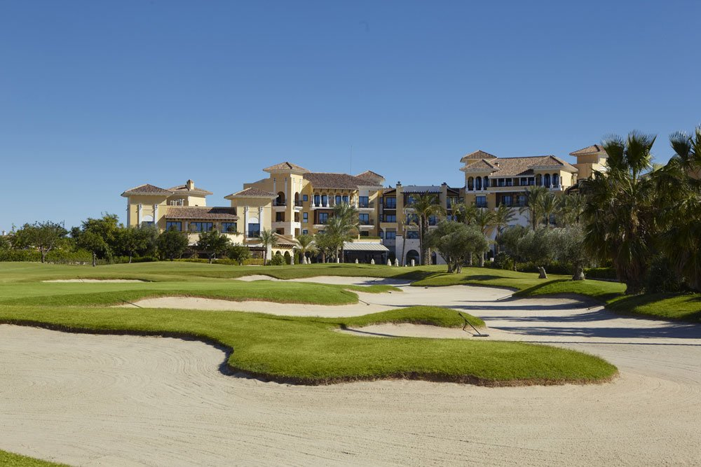 Golf-Gruppenreisen: Mar Menor (Golf Mar Menor)