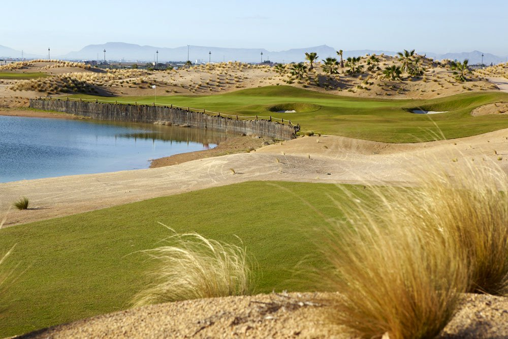 Golf-Gruppenreisen: Mar Menor (Golf Saurines)