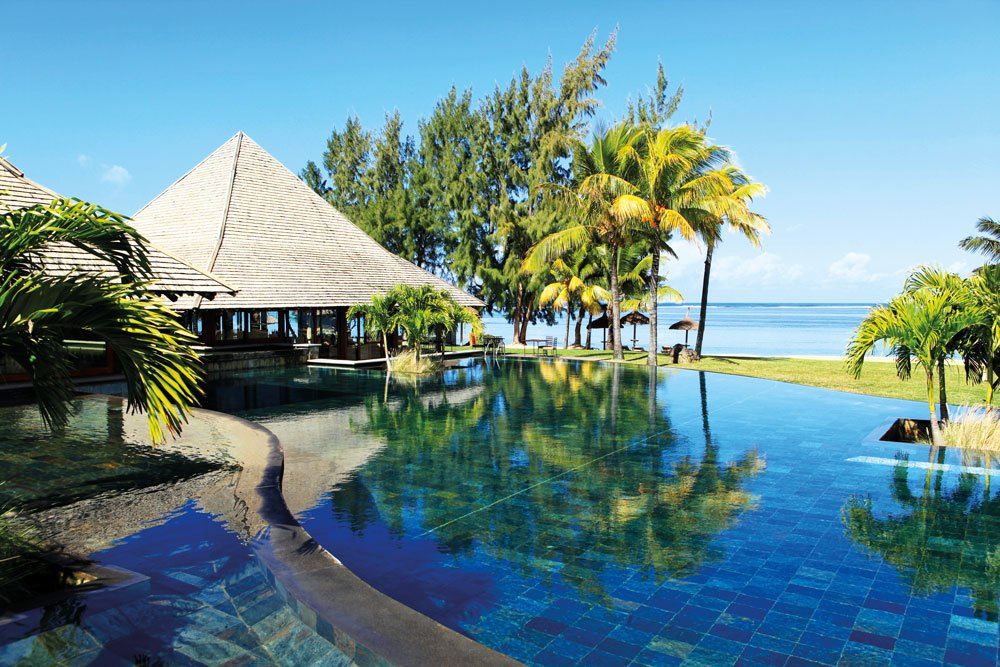 Golf-Gruppenreisen: Mauritius (Constance Hotel & Resort Belle Mare Plage, Pool)