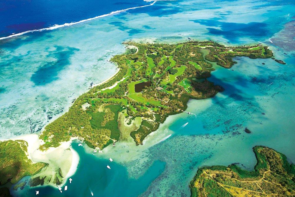 Golf-Gruppenreisen: Mauritius (Ile aux Cerfs GC)