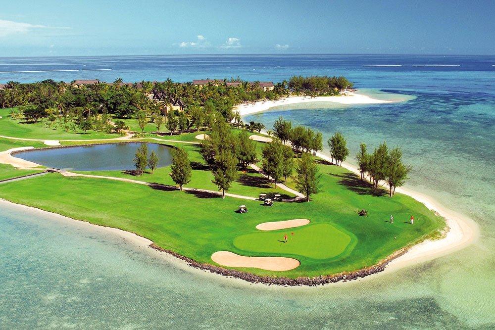 Golf-Gruppenreisen: Mauritius (Le Paradis GC)
