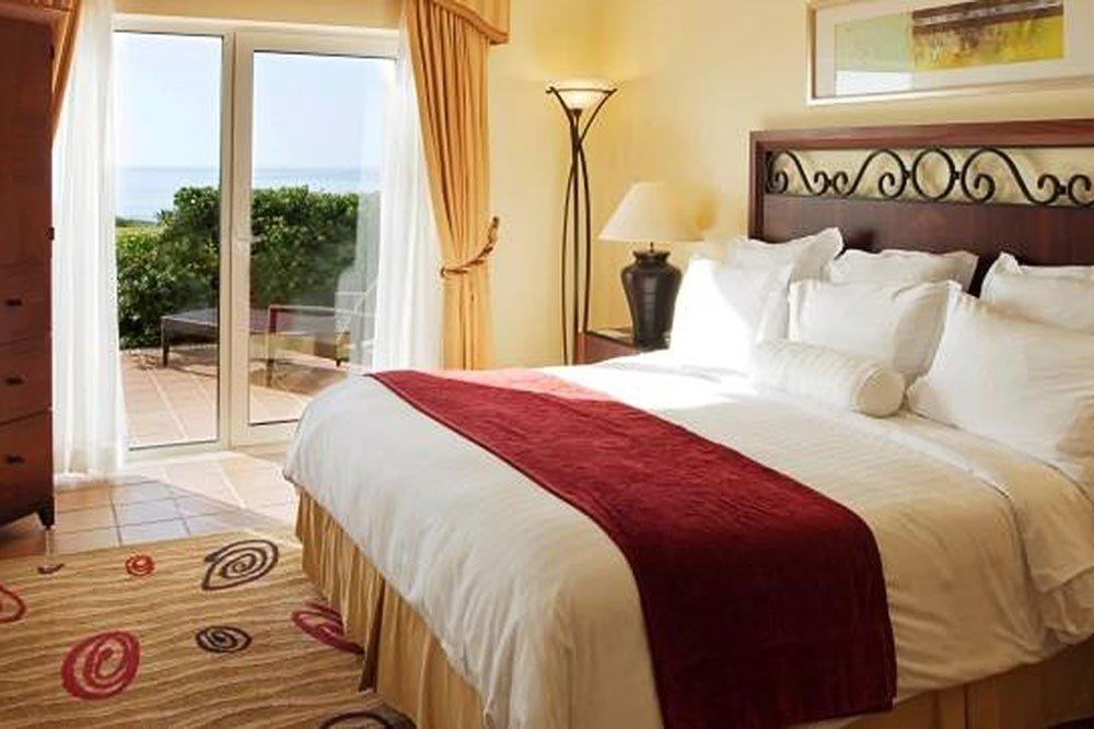 Golf-Gruppenreisen: Praia d'El Rey (Marriott Hotel Zimmer)