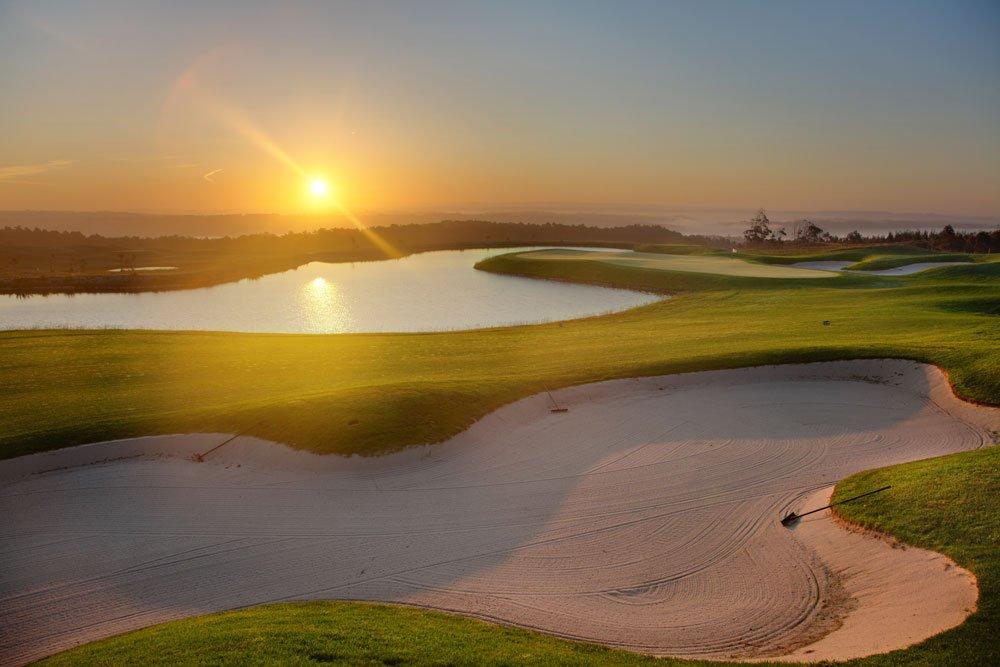 Golf-Gruppenreisen: Praia d'El Rey (Royal Obidos Golf Course)