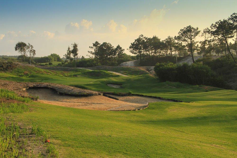 Golf-Gruppenreisen: Praia d'El Rey (West Cliff Golf Course)