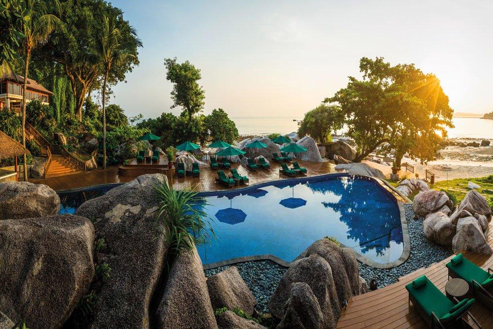 Golf-Gruppenreisen: Singapur, Bintan & Phuket (Banyan Tree Bintan)