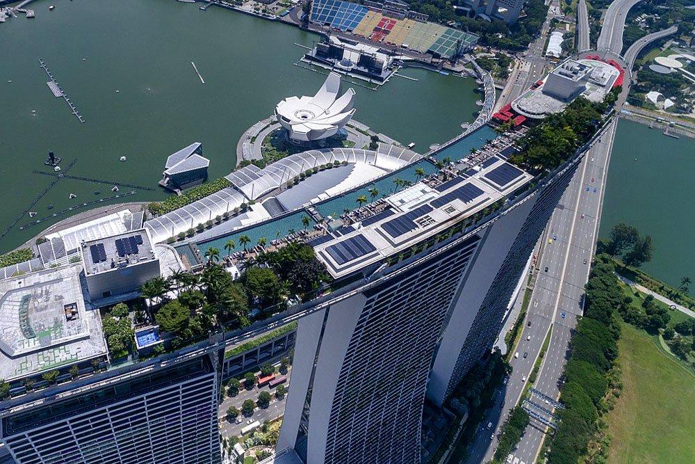Golf-Gruppenreisen: Singapur, Bintan & Phuket (Marina Bay Sands)