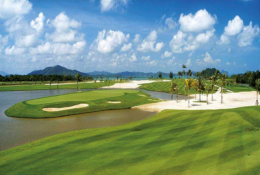 Golf-Gruppenreisen: Singapur, Bintan & Phuket (Mission Hills Golf Club)