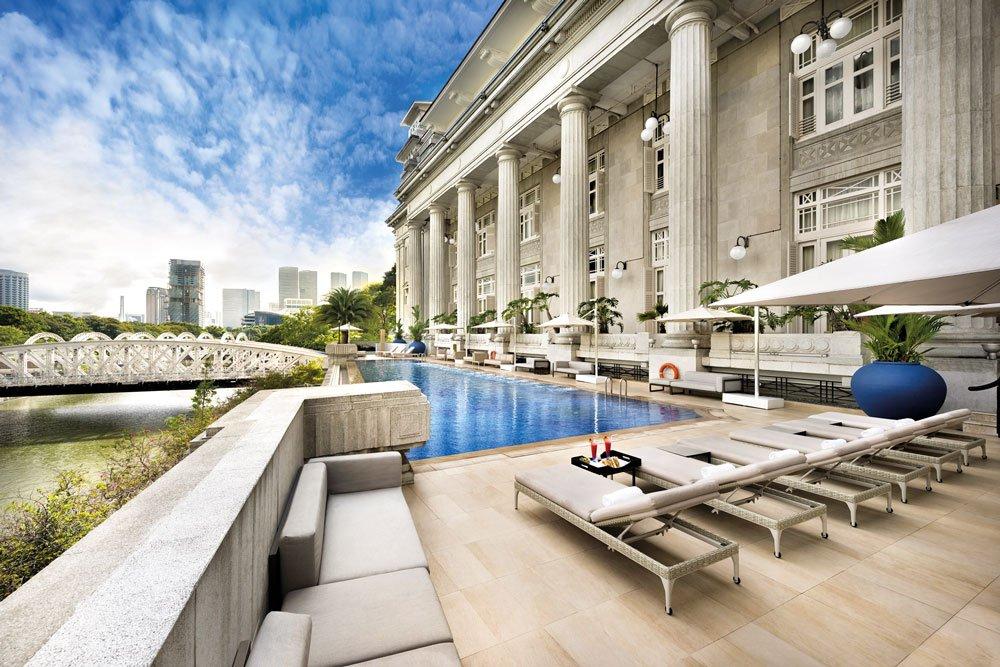 Golf-Gruppenreisen: Singapur, Bintan & Phuket (The Fullerton Hotel)